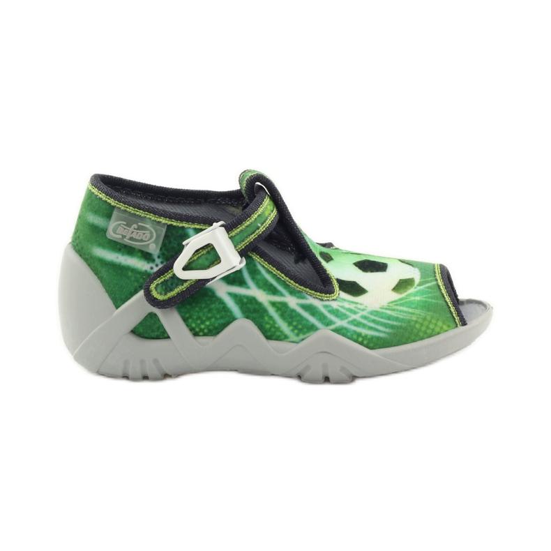 Zapatillas befado para niños 217P093 verde