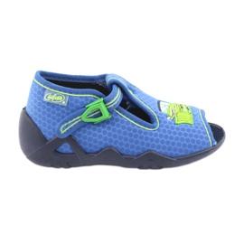 Azul Zapatillas befado para niños 217P094