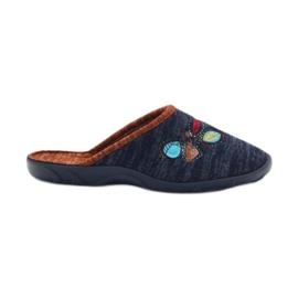 Befado colorido zapatos de mujer pu 235D153