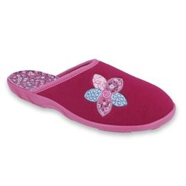 Zapatos de mujer color befado 235D156 rosa