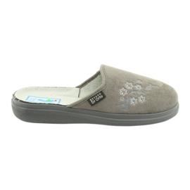 Zapatos de mujer befado pu 132D013 gris