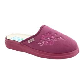 Zapatos de mujer befado pu 132D014 rosa
