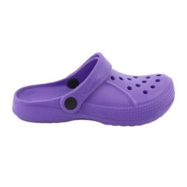 Púrpura Zapatos befado otros niños - violeta 159Y002