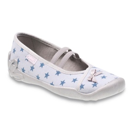 Zapatillas befado infantil 116Y230. azul
