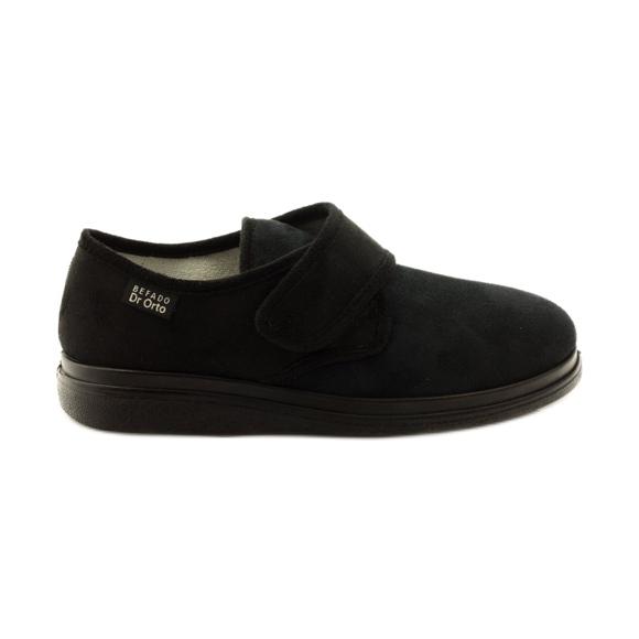 Zapatos de mujer befado pu 036D007 negro