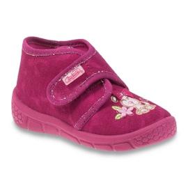 Calzado infantil befado rosa 529P026