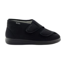 Negro Zapatos de mujer befado pu 986D003