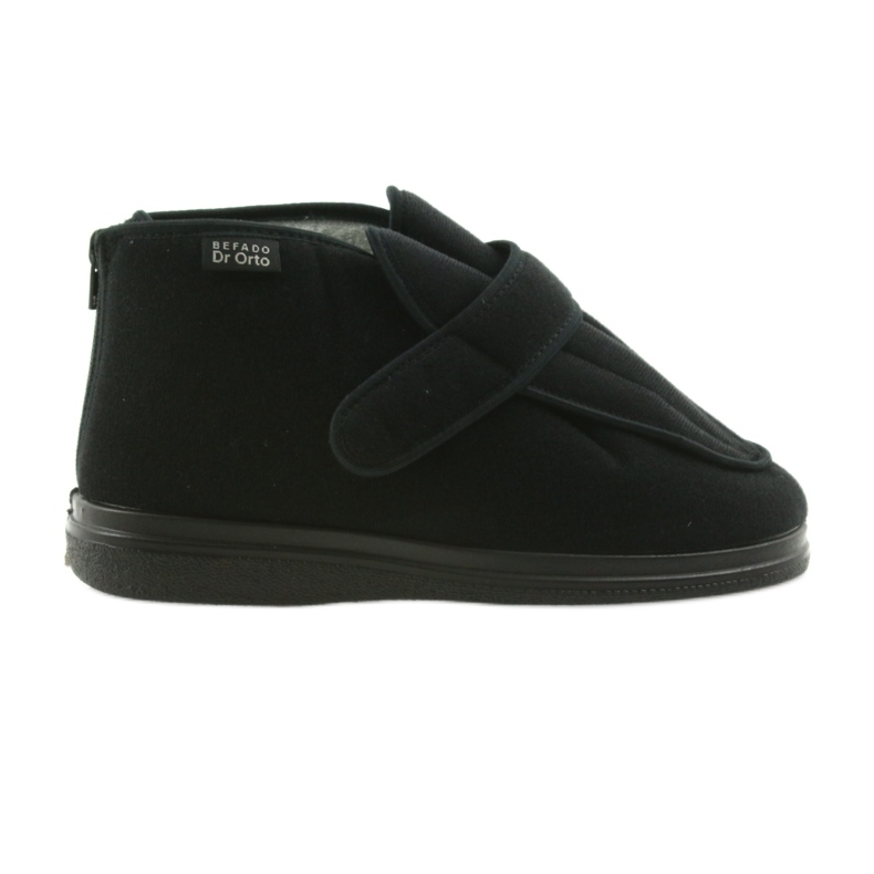 Zapatos befado hombre pu orto 987M002 negro
