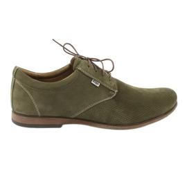 Verde Zapatos casuales de hombre Riko 777D