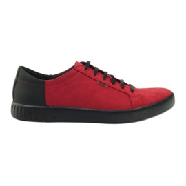 Zapatillas deportivas Badura 3356 rojas