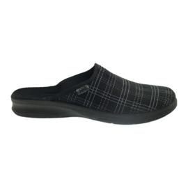 Negro Zapatillas hombre befado pu 548M011
