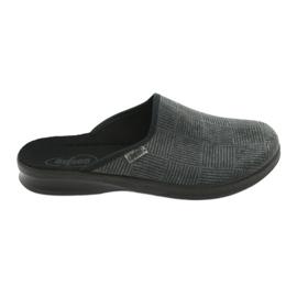 Gris Zapatillas hombre befado pu 548M014