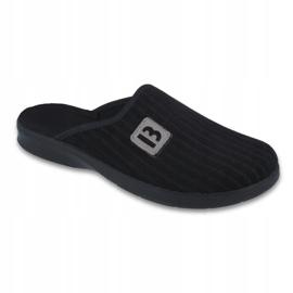 Negro Zapatillas hombre befado pu 548M015
