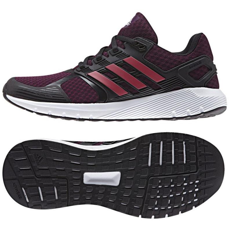 Zapatillas adidas Duramo 8 W BA8091 púrpura