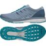 Adidas Adizero Boston 6 W zapatillas de running azul