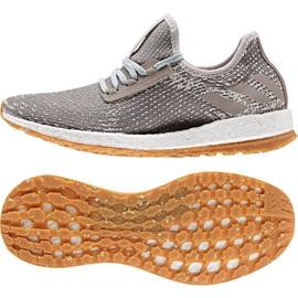 Zapatillas de running Adidas PureBoost X Atr W gris