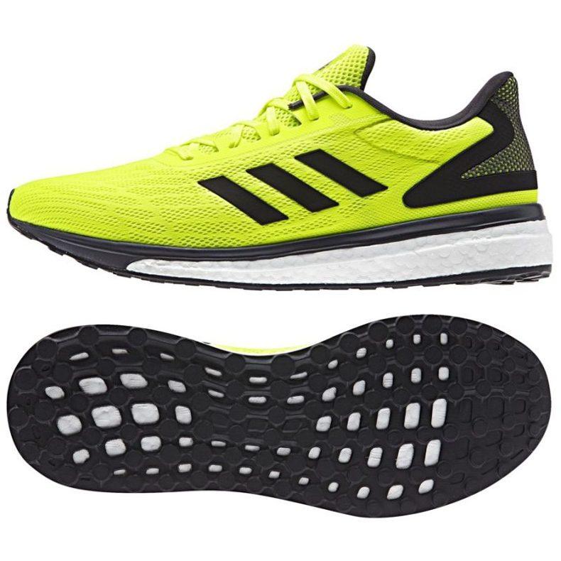 Zapatillas de running Adidas Response It M CG3361 amarillo