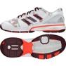 Adidas Stabil Boost zapatos de balonmano blanco