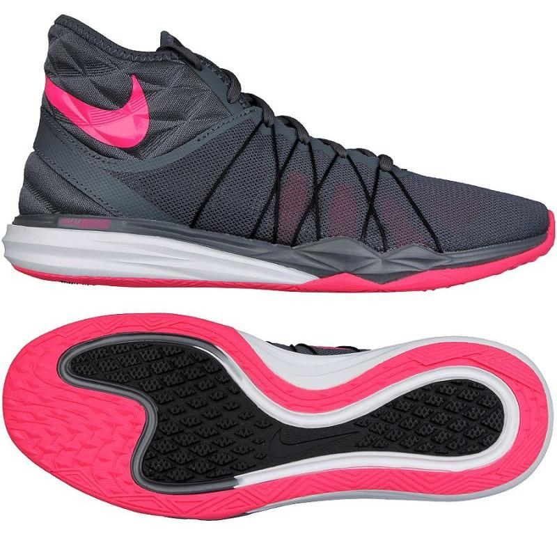 Zapatillas de entrenamiento Nike Dual Fusion Tr Hit Mid W 852442 002