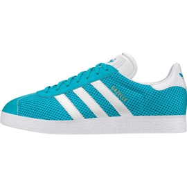 Azul Zapatillas Adidas Originals Gazelle en BB2761