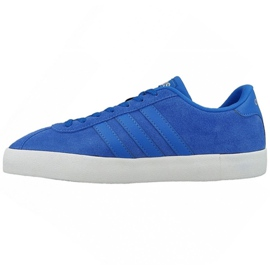 Zapatillas Adidas Originals Vl Court Vulc M AW3928 azul