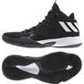 Zapatillas de baloncesto adidas Dual Threat 2017 M BY4182 negro