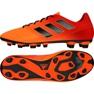 Zapatillas de fútbol adidas Ace 17.4 FxG M S77094 rojo rojo naranja
