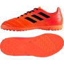 Adidas Ace 17.4 Tf Jr. Botas de fútbol rojo