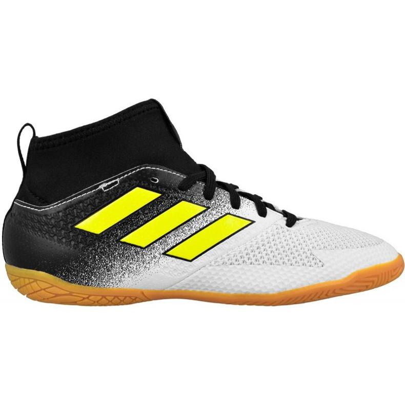 Zapatos de interior adidas Ace Tango 17.3 In Jr blanco