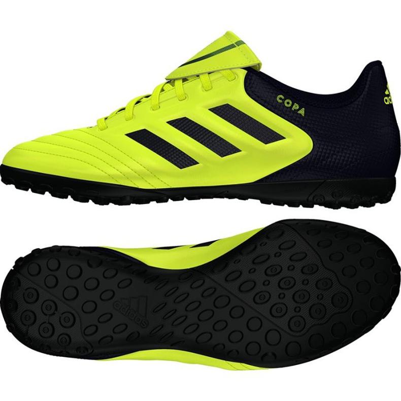 Adidas Copa 17.4 Tf Jr S77159 Calzado de fútbol