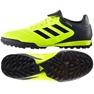 Botas de fútbol Adidas Copa Tango 17.3 Tf M BB6099 negro verde