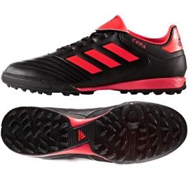 Zapatillas de fútbol Adidas Copa Tango 17.3 TF M BB6100 negro
