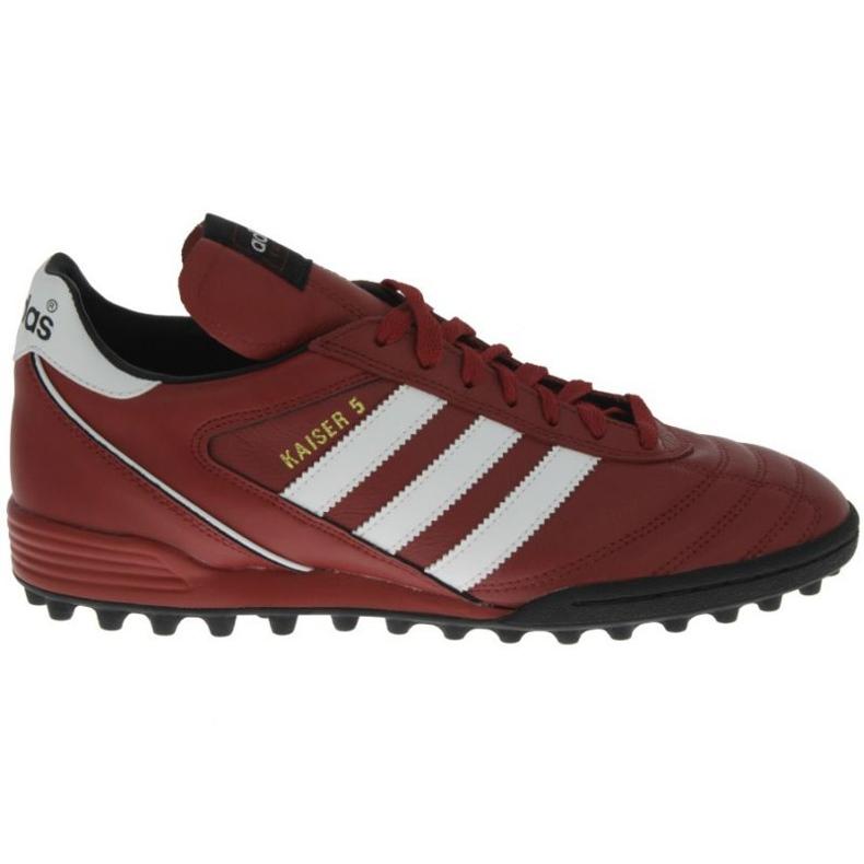 Zapatillas de fútbol Adidas Kaiser 5 Team rojo