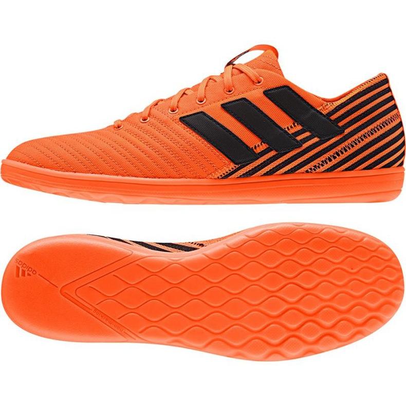 Zapatos de interior Adidas Nemeziz Tango 17.4 naranja