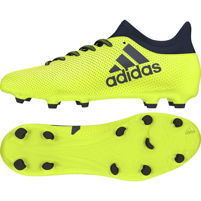 Zapatillas de fútbol adidas X 17.3 Fg M S82366