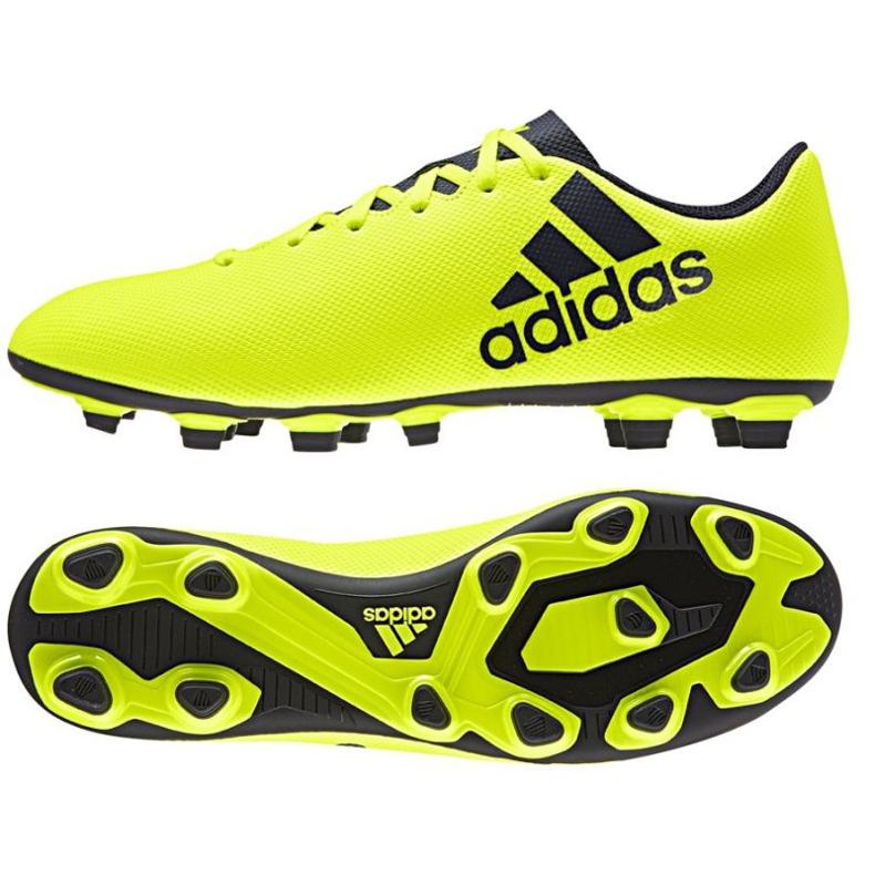 Zapatillas de fútbol adidas X 17.4 FxG M