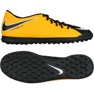 Zapatillas de fútbol Nike HypervenomX Phade Iii Tf M 852545-801 negro negro amarillo