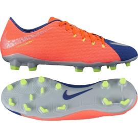 Zapatillas de fútbol Nike Hypervenom Phelon Iii Fg M 852556-409
