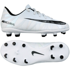 Calzado de fútbol Nike Mercurial Vortex Iii CR7 Fg Jr. 852494-401