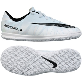 Zapatos de interior Nike MercurialX Victory CR7 Ic Jr 852495-401