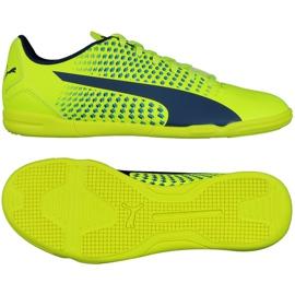 Zapatos de interior Puma Adreno Iii It M 10404709 amarillo verde