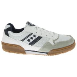 Zapatos de interior Rucanor Balance blanco blanco