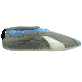 Aqua-Speed Jr. Neopreno playa zapatos gris