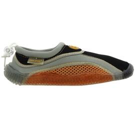 Zapatillas de playa de neopreno Aqua-Speed Jr. Marron