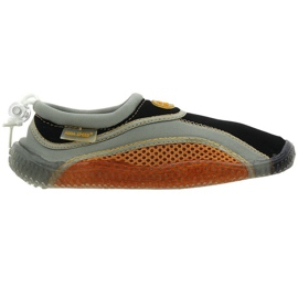 Zapatillas de playa de neopreno Aqua-Speed Jr. Marron