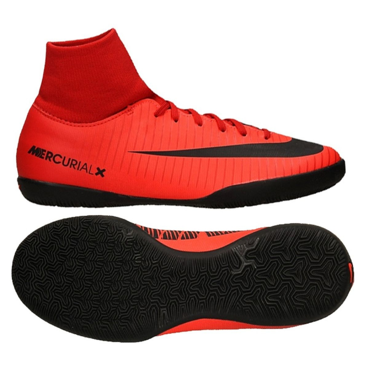 Zapatos de interior Nike MercurialX Victory 6 Df Ic Jr 903599 616