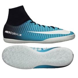 Zapatos de interior Nike MercurialX Victory 6 Df Ic M 903613-404 azul azul