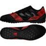 Adidas Nemeziz Tango 17.4 M CP9059 zapatos de fútbol negro