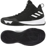 Zapatillas de baloncesto adidas Explosive Flash negro
