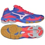Zapatillas de voleibol Mizuno Wave Bolt 5 W azul